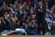 HLV Pellegrini: Man City vẫn còn ám ảnh trận thua Liverpool