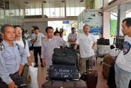 1.201 lao động Việt Nam tại Libya về nước