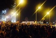Hồng Kông: Đám đông rút khỏi khu vực biểu tình