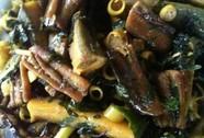 Nhớ món lươn um chuối xứ Nghệ