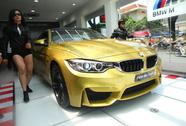 Ra mắt dòng xe BMW M4 Coupé hoàn toàn mới