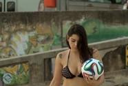 Hạ gục 80 đàn ông, người đẹp Argentina thách đấu Messi