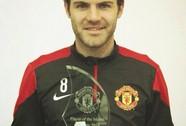 Mata có danh hiệu cá nhân đầu tay ở M.U