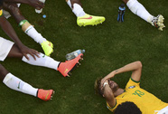 Trước trận Brazil - Colombia: Chủ nhà chữa yếu tâm lý!