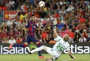 Neymar, Messi làm mờ nhạt ngày ra mắt của Suarez