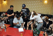 """Malaysia cứu 108 phụ nữ Việt bị bắt """"tiếp khách"""""""