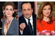 """""""Bồ nhí"""" của Tổng thống Pháp đang mang bầu 4 tháng?"""