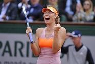 Ngược dòng kịch tính, Sharapova tranh chung kết với Halep