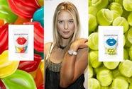 Sản phẩm kẹo của Sharapova bị chỉ trích ở Wimbledon