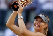 Sharapova ngược dòng đánh bại Halep, vô địch Madrid Open 2014