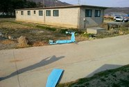 Máy bay không người lái bí ẩn rơi sát biên giới liên Triều