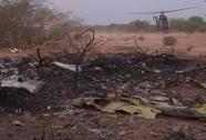 Máy bay AH5017 có thể rơi do thời tiết xấu