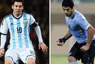 Copa America 2015: Tiếc vì không xem được Suarez đối đầu Messi