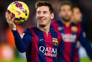 Messi lập hat-trick, Barca thắng tưng bừng trận derby Catalan