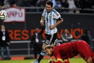 Argentina – Slovenia 2-0: Messi lên tiếng