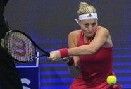 Sharapova vẫn tươi cười dù đội nhà liên tiếp thất bại