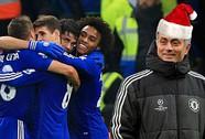 HLV Mourinho: Sẽ có tiệc Giáng sinh cho Chelsea