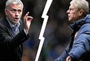 """HLV Mourinho gọi ông Wenger là """"chuyên gia thất bại"""""""