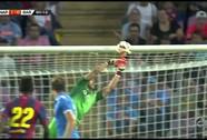 Barcelona - Napoli 0-1: Thảm họa ngày ra mắt của thủ môn Bravo