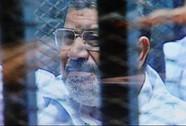 Ông Morsi bị tố rò rỉ bí mật quốc gia cho Iran