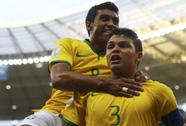 Brazil – Colombia 2-1: Trung vệ thành người hùng