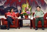 Mỹ hối thúc Trung Quốc tham gia chống IS