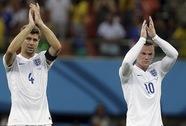 Gerrard từ giã tuyển Anh, Rooney khiến dư luận dậy sóng
