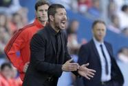 HLV Simeone: Atletico thua lúc này là điều tốt!