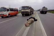 Giỡn với tử thần trên dải phân cách quốc lộ 1A