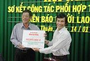 Tiếp tục hỗ trợ ngư dân tỉnh Ninh Thuận