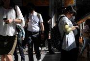 """Kỷ nguyên """"đi bộ ngu ngốc"""" ở Nhật Bản"""
