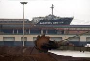 Trung Quốc thả tàu hàng Nhật