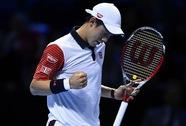 """Nishikori thắng áp đảo Murray, """"tàu tốc hành"""" Federer thẳng tiến"""