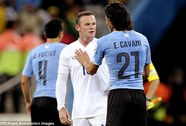 M.U có thể mua Cavani thay thế Rooney