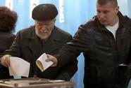 Crimea tiến hành trưng cầu ý dân