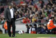 HLV Martino: Tôi không xứng đáng ở lại Barcelona