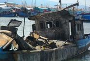 Thanh Hóa: Tàu chở dầu bị cháy nổ đã bị nổ 1 tháng trước