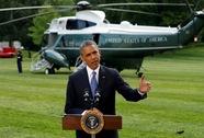 Tổng thống Obama cân nhắc phương án hỗ trợ Iraq