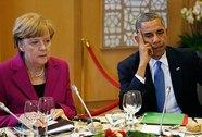 G7 tuyên bố chống vũ lực trên biển Đông