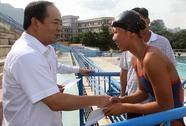 Ánh Viên hứa đạt thành tích tốt ở Olympic trẻ lần 2