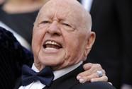 Huyền thoại điện ảnh Mickey Rooney qua đời