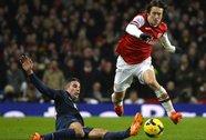 M.U, Arsenal hòa tẻ nhạt