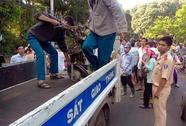 Khởi tố, bắt giam thượng úy CSGT gây tai nạn