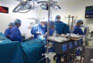 Phẫu thuật khẩn cấp bé 3 tháng tuổi bị bệnh tim