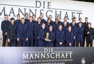 Tuyển Đức lên phim trước cuộc so tài với Tây Ban Nha
