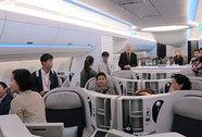 """VNA sắp khai thác """"siêu phẩm"""" A350"""