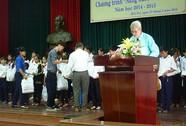 Hỗ trợ học sinh, sinh viên khó khăn đến trường