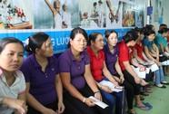 Gần 40.000 nữ công nhân được khám sức khỏe sinh sản
