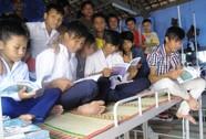 Hỗ trợ gần 100 triệu đồng mua giường cho học sinh
