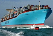 Maersk Line vẫn lạc quan về thị trường Việt Nam